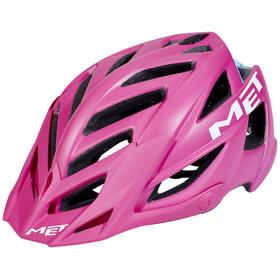 MET Terra Pyöräilykypärä , vaaleanpunainen